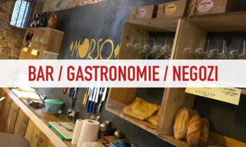 Bar / Gastronomie / Negozi