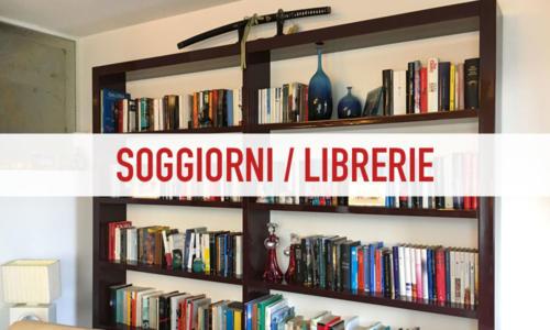 Soggiorni / Librerie